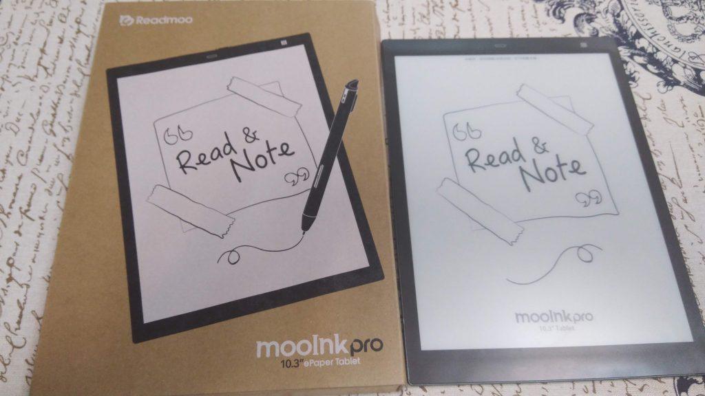 Readmoo mooInk Pro 10.3吋電子書閱讀器搶先測試